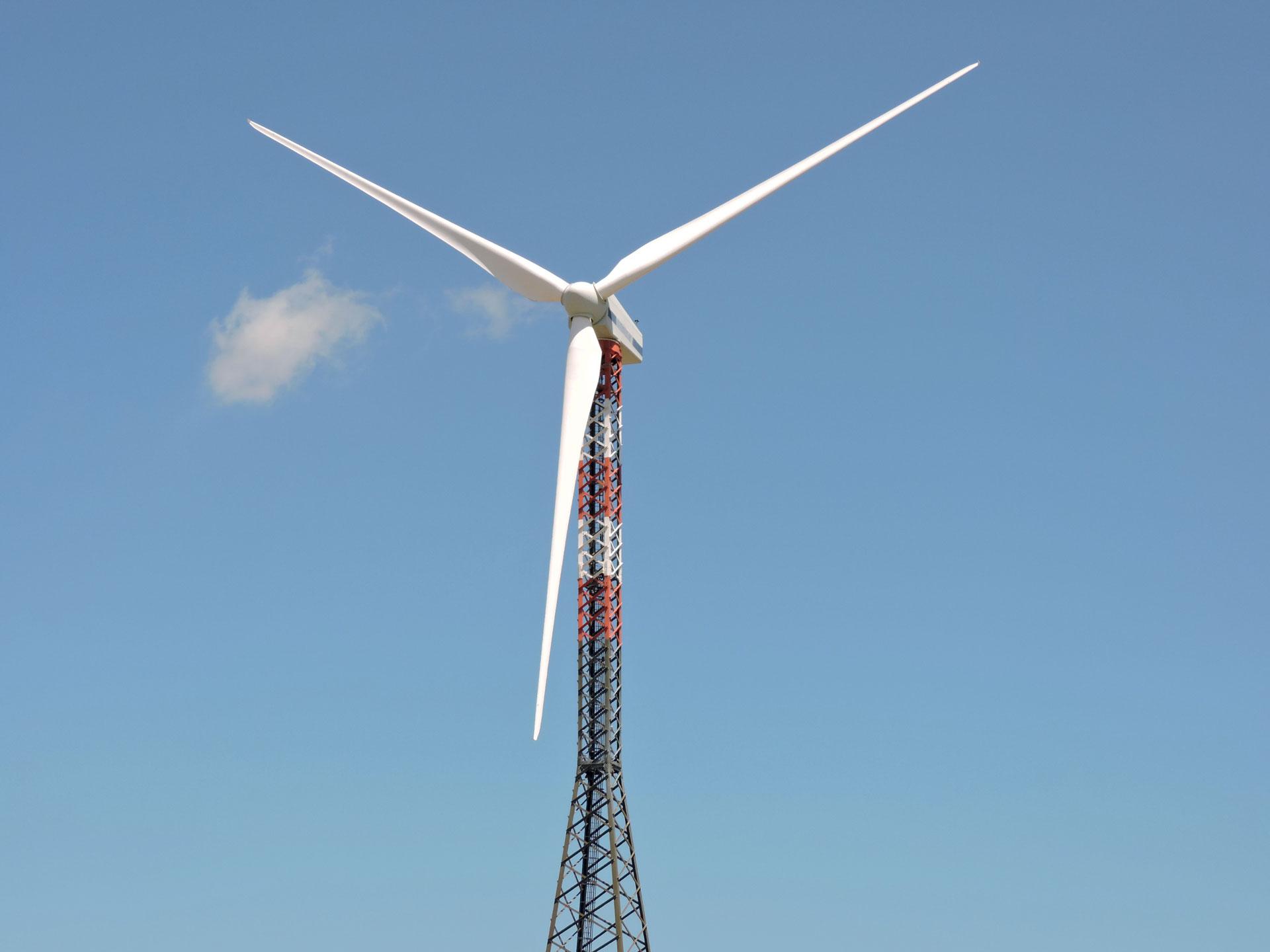 Eta Blades Synonymous Of Green Energy United Symbol Srl